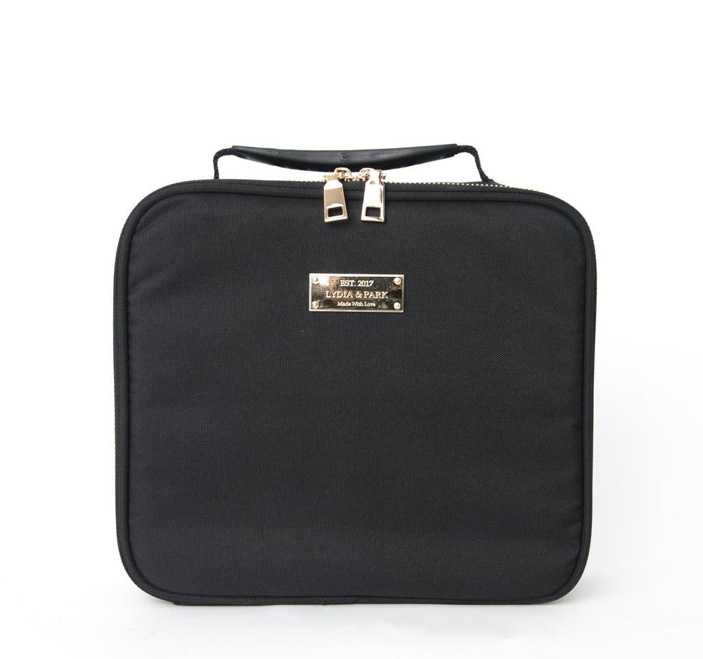 BLACK WEEKEND MAKEUP BAG