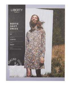 Berthie Shift Dress