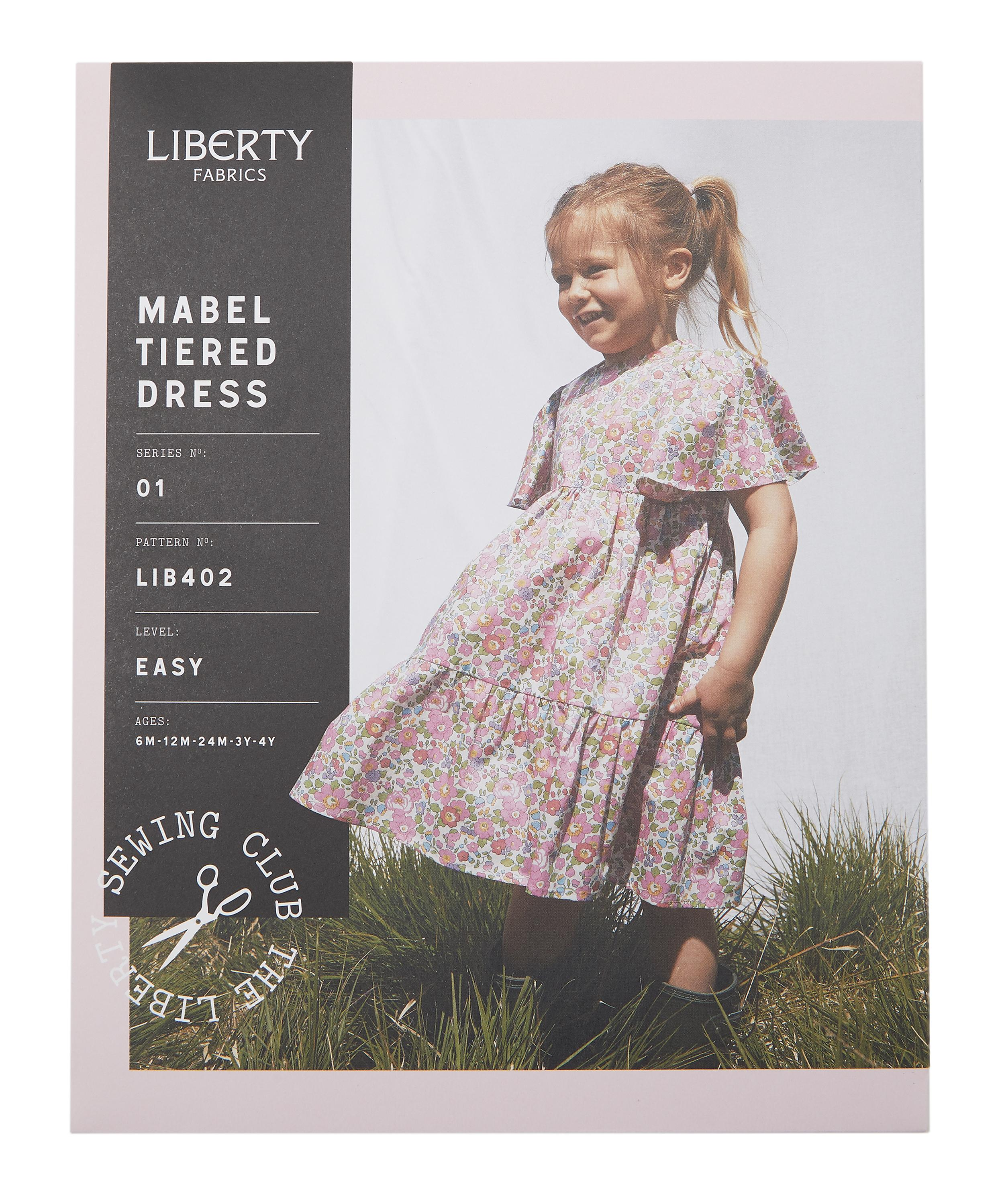 Mabel Tiered Dress, 6 Monate - 4 Jahre
