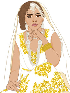 Custom Portrait Illustrations