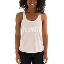 Load image into Gallery viewer, Skyline Apparel - Women's Tri-Blend Racerback Tank - Toronto