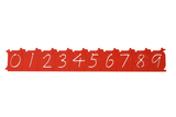 'Click n Connect' Stencil Numbers (0-9)