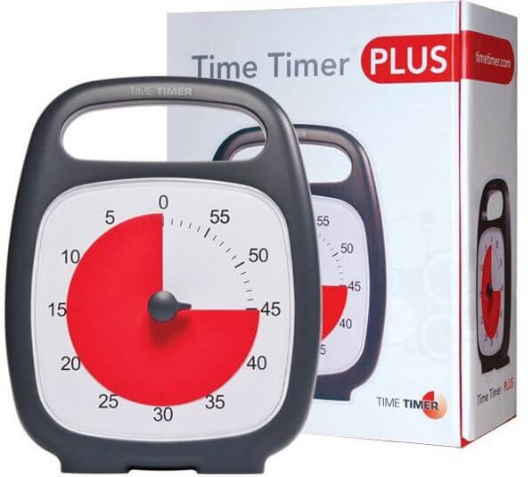 Time Timer Plus Packaging