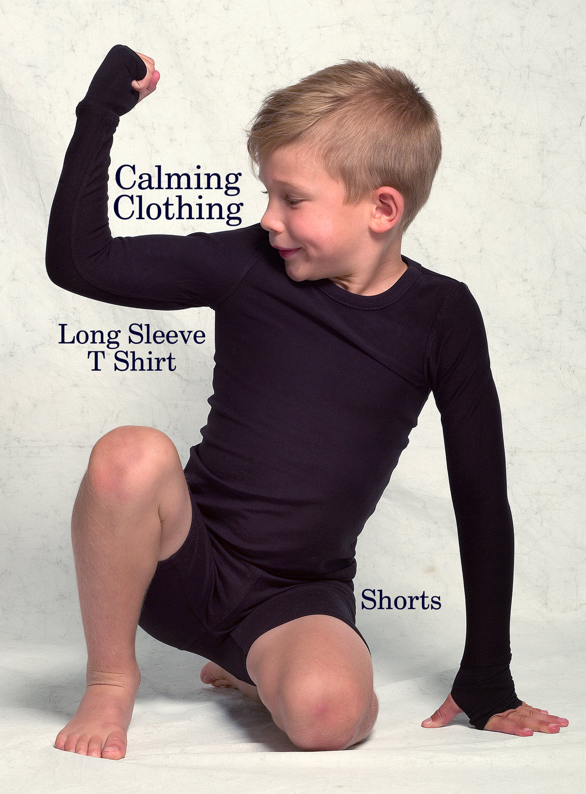 Calming Clothing Shorts