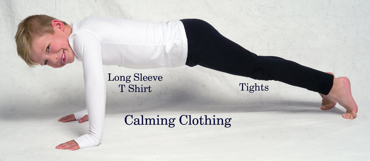 Calming Clothing Tights