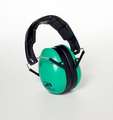ems for kids earmuffs noise protection green