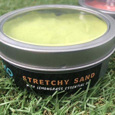 Essential Oil Stretchy Sand