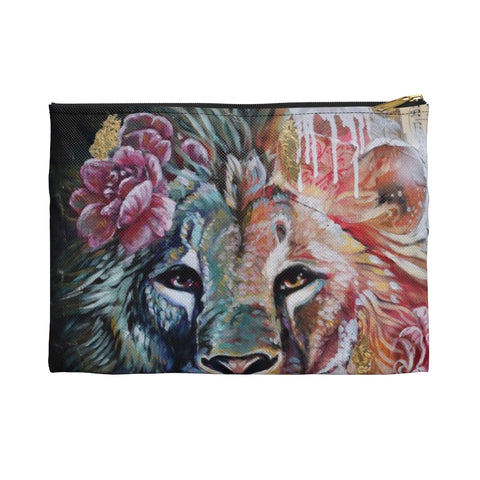 Lion Arose Accessory Pouch