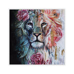 Lion Arose Sticker