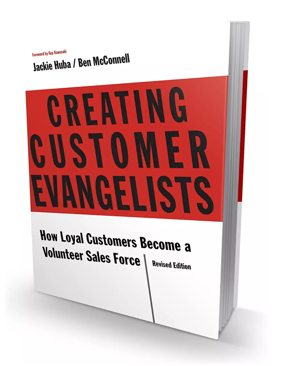 Creating Customer Evangelists Book on Solutionman