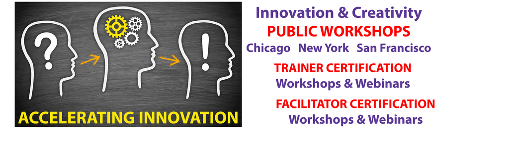 Testimonials about Innovation Training Workshops and Certifications