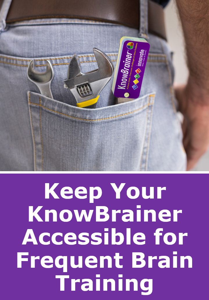 KnowBrainer User Guide Page 13