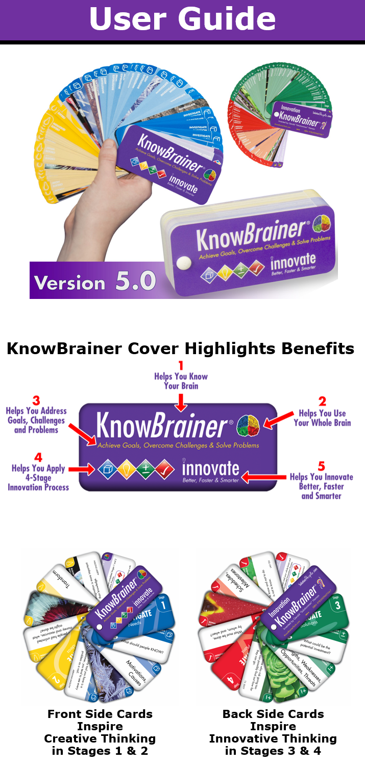KnowBrainer User Guide Page 1