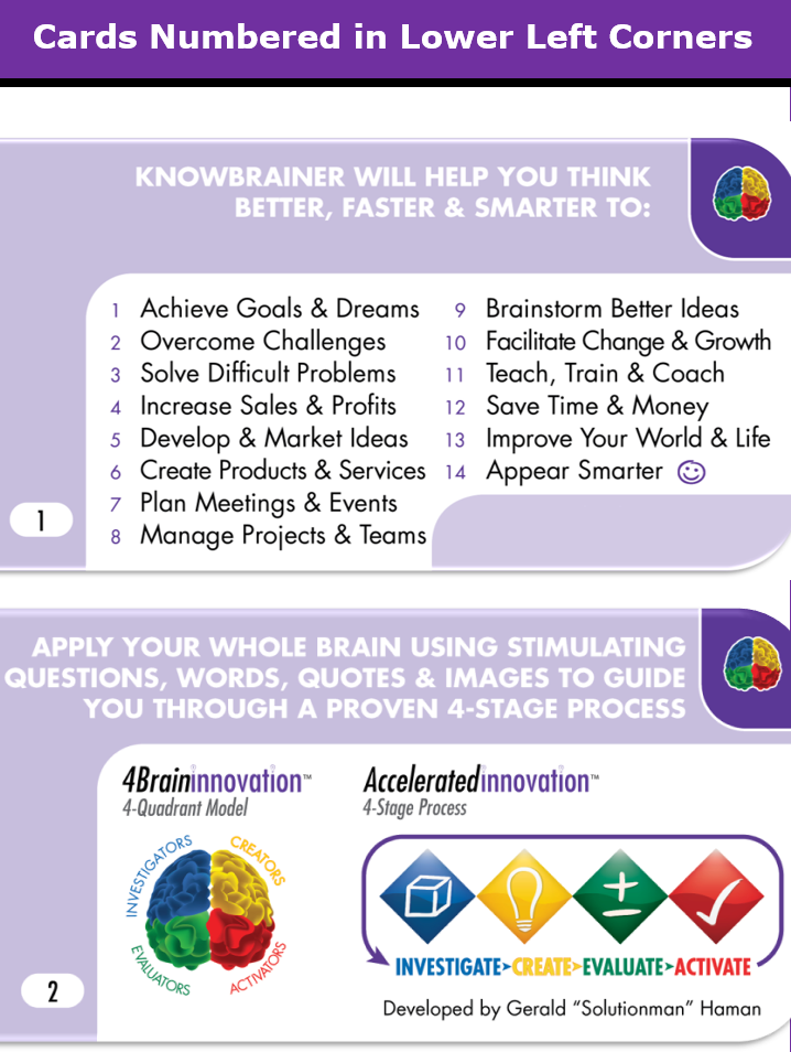 KnowBrainer User Guide Page 2