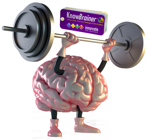 KnowBrainers Exercise Brains to Build Mental Muscles