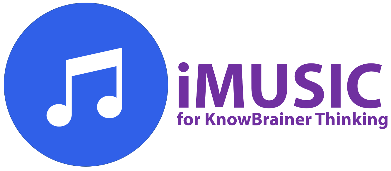 iMusic for KnowBrainer Thinking
