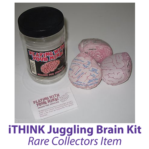 Juggling Brains for Playing with Your Mind - SOLUTIONSpeopleSTORE