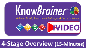 iVIDEOS™ KnowBrainer COMPLETE Library of 11 MP4 Videos (Digital HD Download) - SOLUTIONSpeopleSTORE