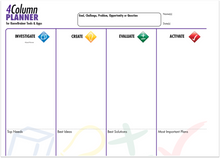 Load image into Gallery viewer, KnowBrainer 10-Tool KIT + 3 iWorksheet Planners + Coaching Webinar - SOLUTIONSpeopleSTORE