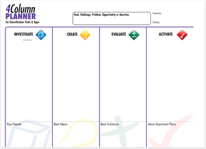 KnowBrainer 10-Tool KIT + 3 iWorksheet Planners + Coaching Webinar - SOLUTIONSpeopleSTORE