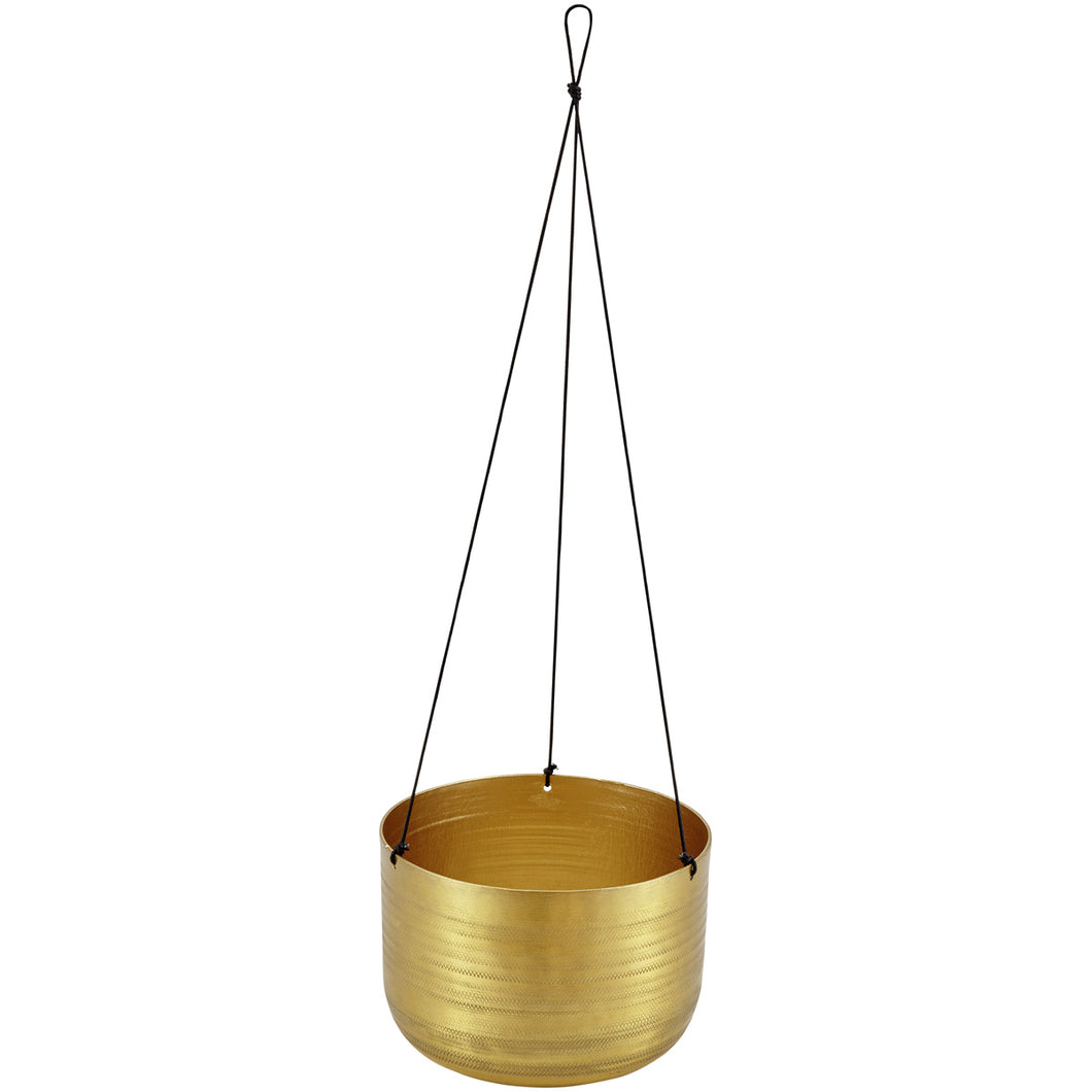 Hanging Brass Planter - Plant Pot Stand