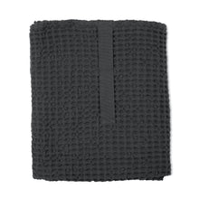 Load image into Gallery viewer, Luxury organic cotton towel and blanket from The Organic Company. Dark Grey
