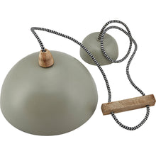 Load image into Gallery viewer, Pendant Ceiling Lamp - Designer Modern Contemporary Lamp Sage Green