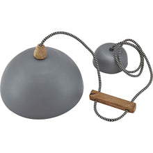 Load image into Gallery viewer, Pendant Ceiling Lamp - Designer Modern Contemporary Lamp Grey