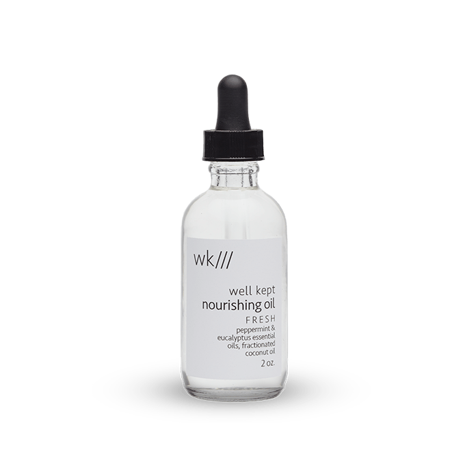Nourishing Oil - Fractionated Coconut Oil