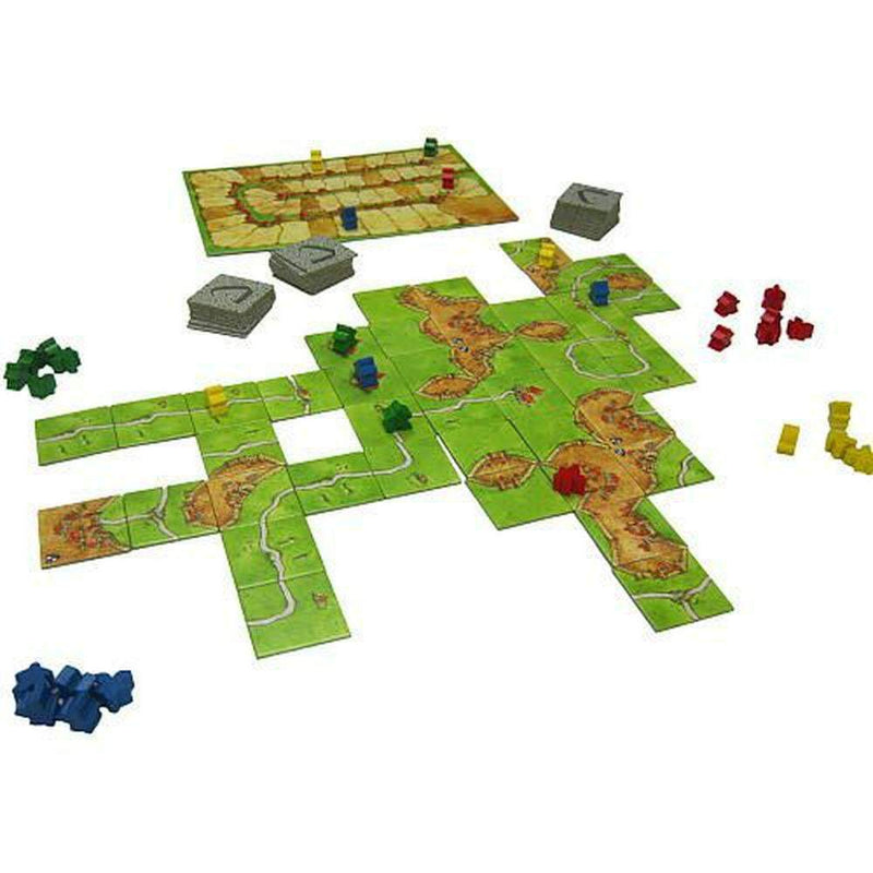 Carcassonne Board Game New Edition - The Reading Nook