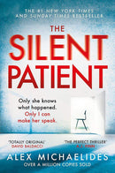 The Silent Patient - The Reading Nook