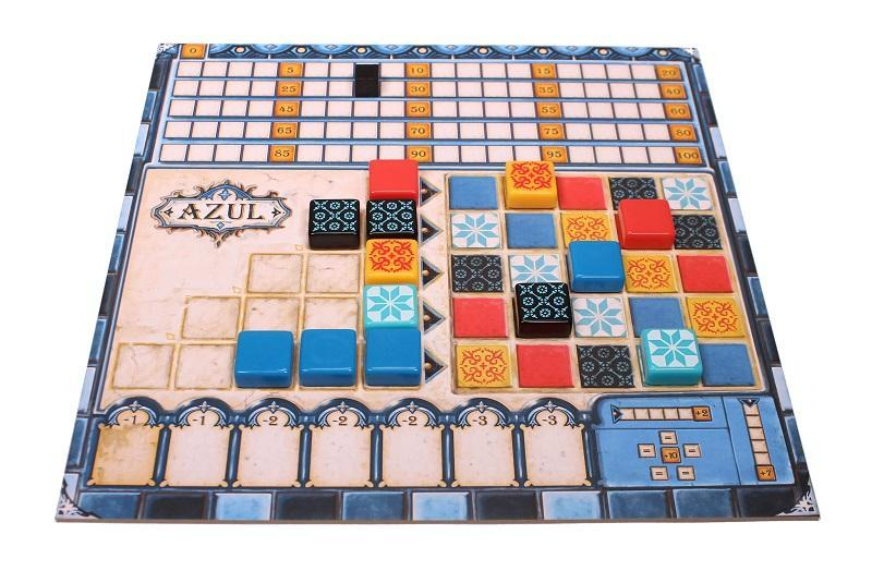 Azul Board Game - The Reading Nook