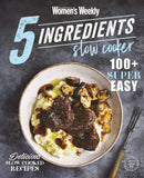 5 Ingredients Slow Cooker - The Reading Nook