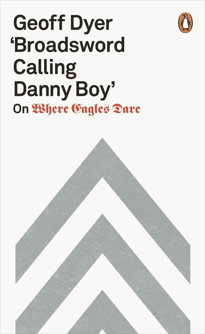 Broadsword Calling Danny Boy : On Where Eagles Dare - The Reading Nook