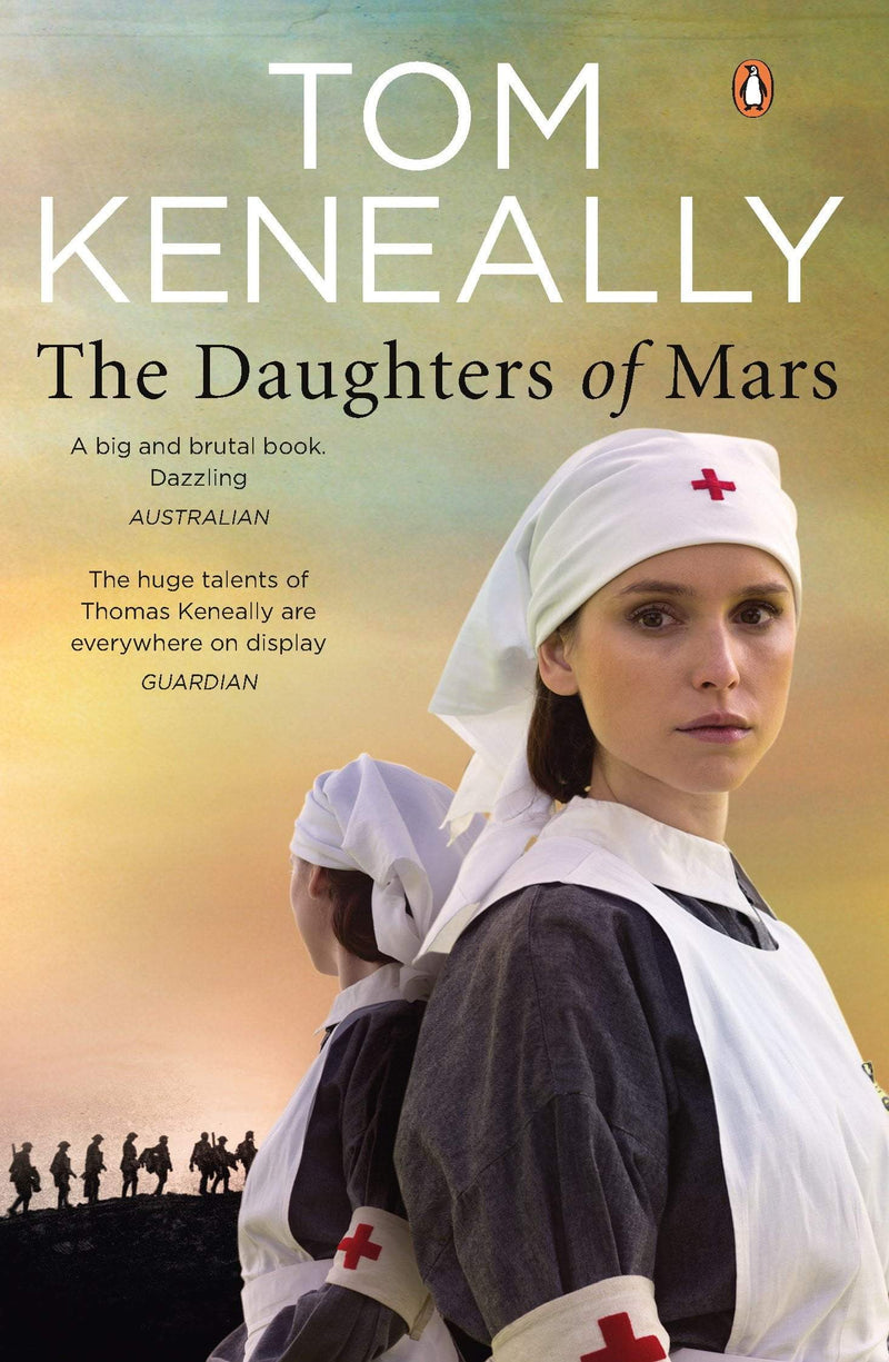 The Daughters Of Mars Paperback / softback
