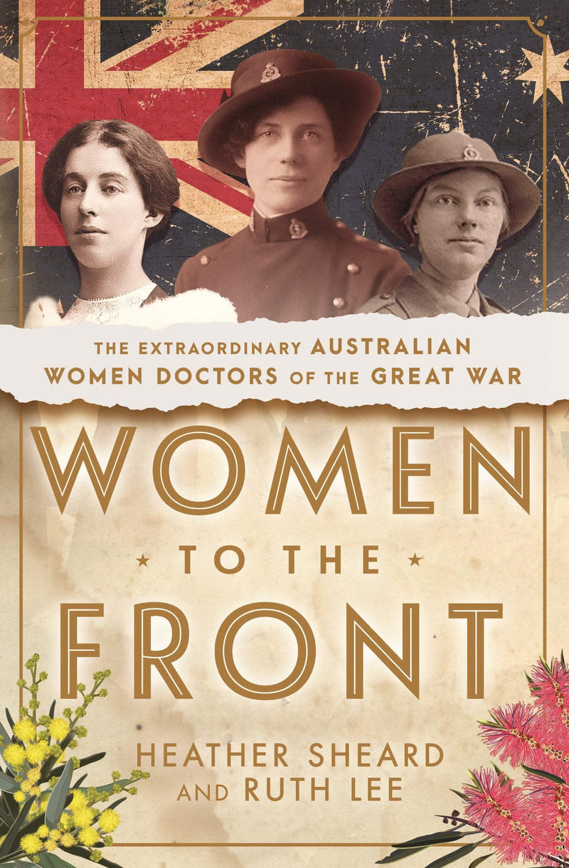 Women to the Front - The Reading Nook