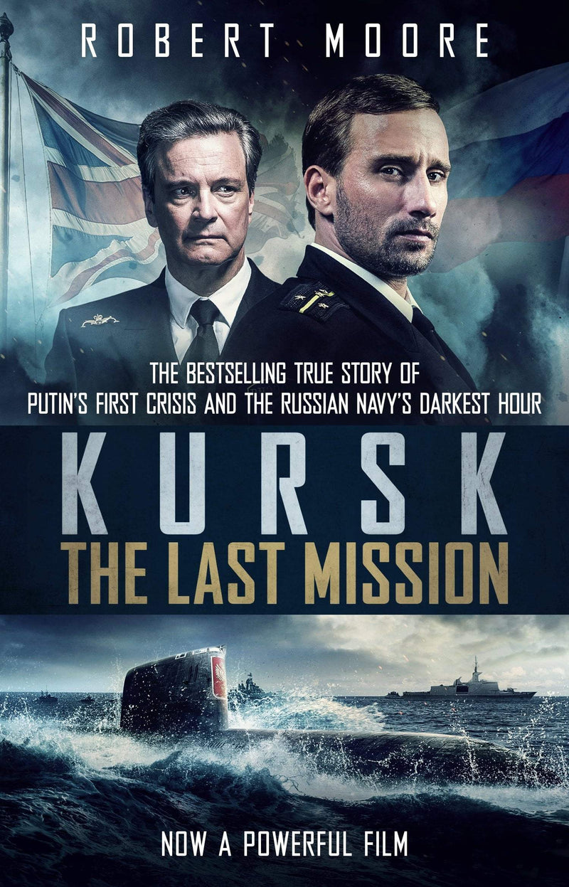 Kursk : A Time To Die - The Reading Nook