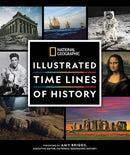 National Geographic Illustrated Time Lines of History - The Reading Nook