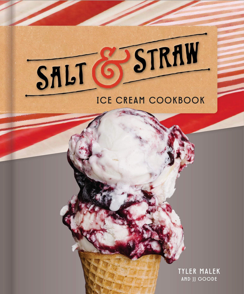 Salt & Straw Ice Cream Cookbook - The Reading Nook