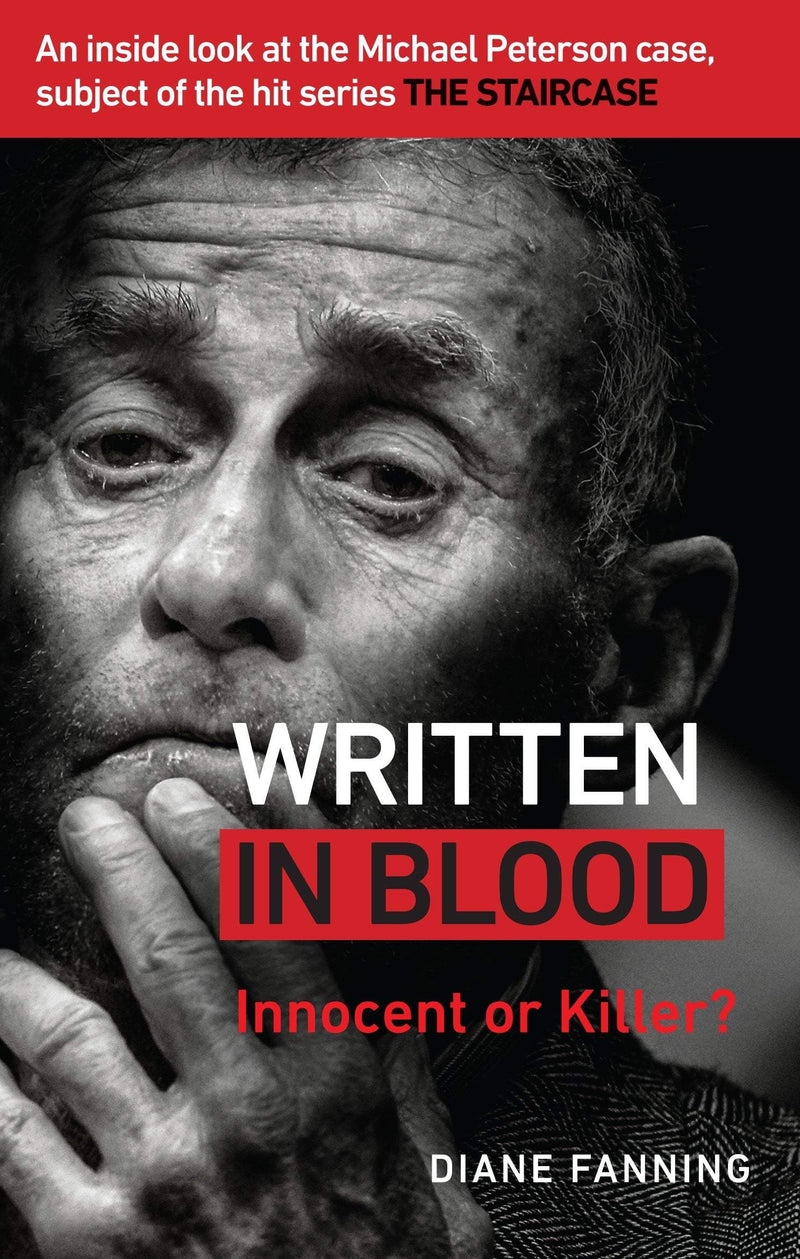 Written in Blood : Innocent or Guilty? - The Reading Nook