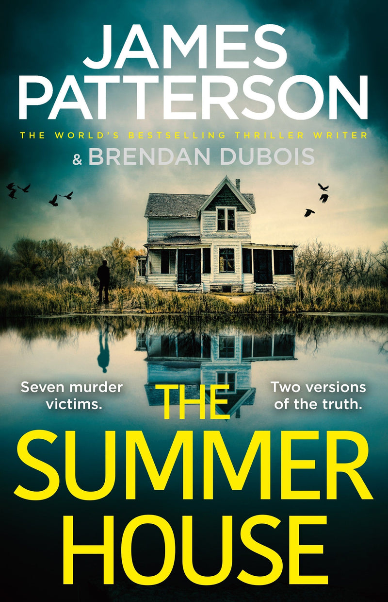 The Summer House : If they don't solve the case, they'll take the fall.