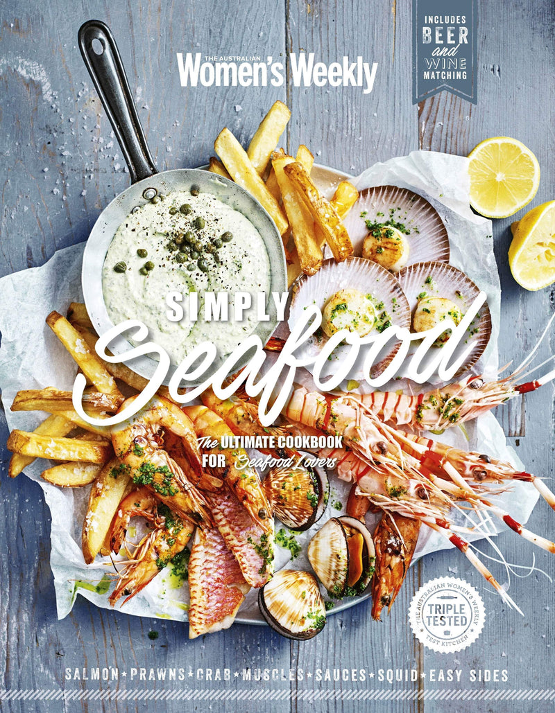 Simply Seafood - The Reading Nook
