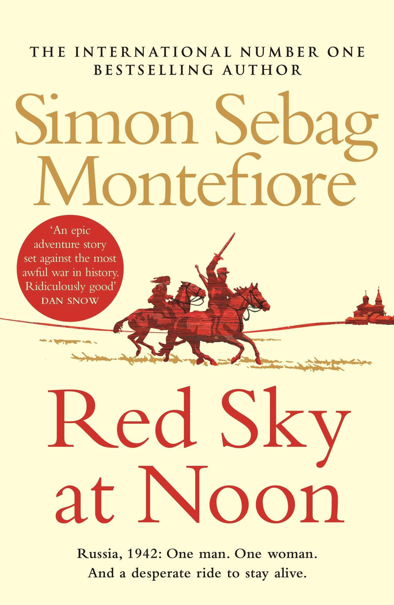 Red Sky at Noon Paperback / softback