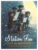 Station Jim : A sweet and heart-warming illustrated Christmas tale for all the family about one special dog's railway adventures. - The Reading Nook