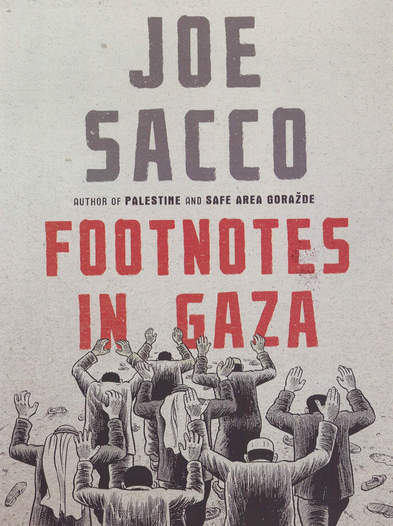 Footnotes in Gaza - The Reading Nook