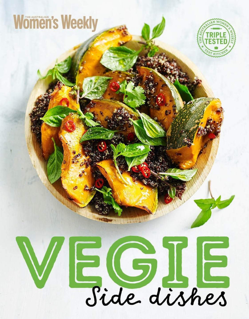 Vegie Side Dishes - The Reading Nook
