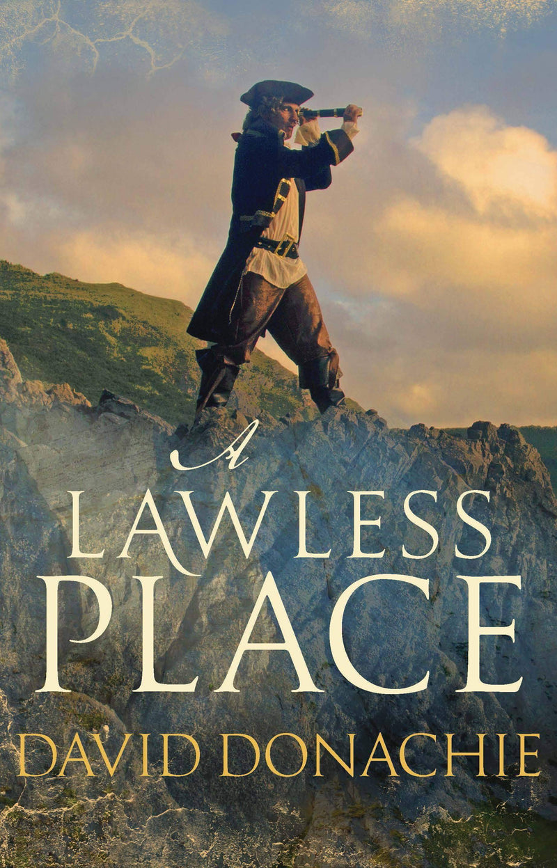 A Lawless Place - The Reading Nook