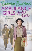 Ambulance Girls Under Fire - The Reading Nook