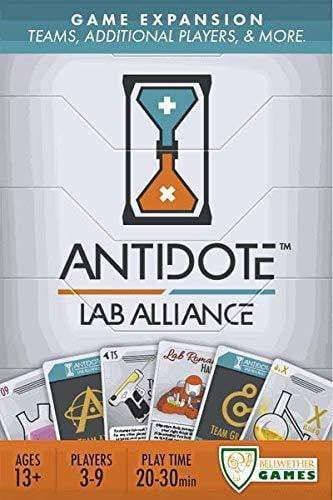 Antidote - Lab Alliance Expansion - The Reading Nook