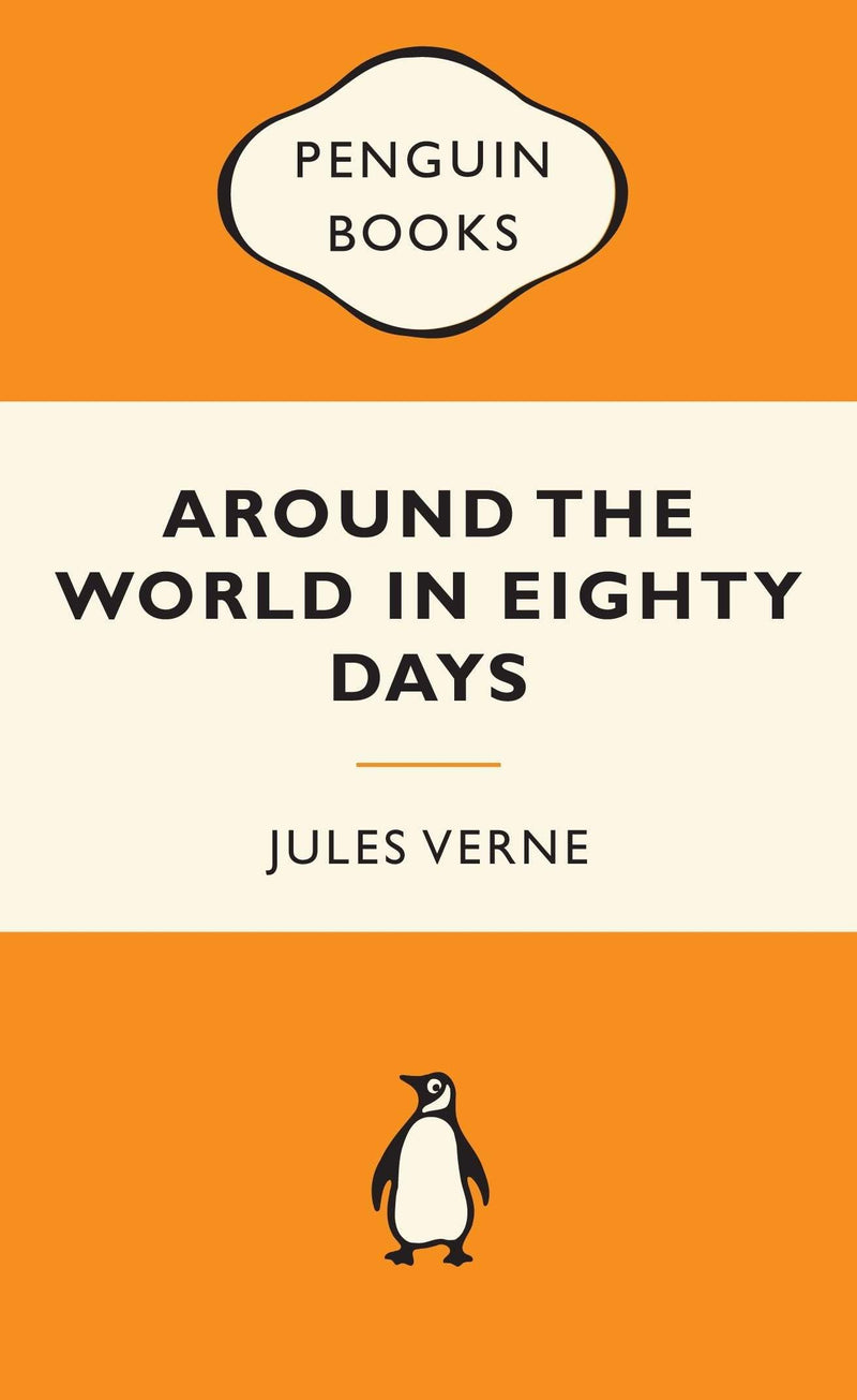 Around the World in Eighty Days: Popular Penguins - The Reading Nook